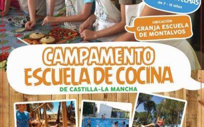 Campamentos de Cocina 2019
